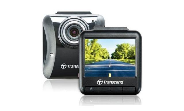 TRANSCEND DrivePro 100 - Nagrania Z Trasy Wysokiej Jakości