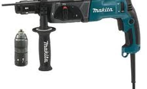 Makita HR 2470T - wszechstronna wiertarka udarowa