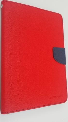 """WEL.COM Etui Fancy do Samsung Galaxy Tab Pro 8.4"""" czerwono-granatowe"""