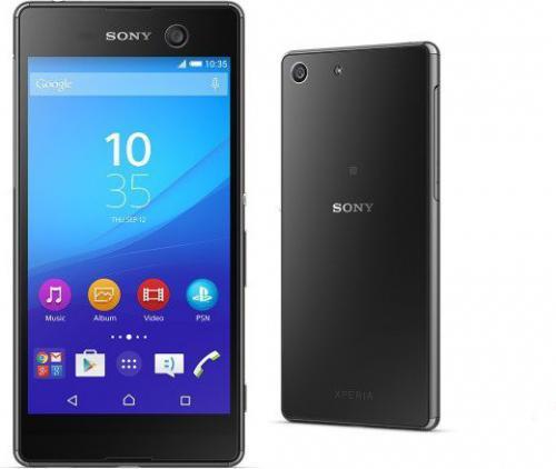 Sony Xperia M5 E5603 Czarny (1300-5532)