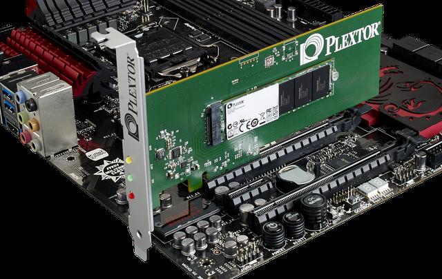 Dyski SSD a interfejs PCI Express