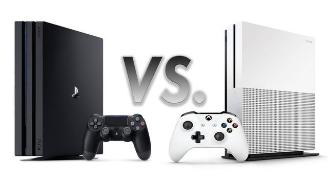 Która konsola jest lepsza? PS4 Pro czy Xbox One S?