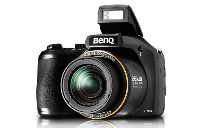 BenQ GH650 – 26 krotny zoom optyczny
