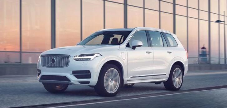 Autonomiczne samochody - Volvo przedstawia konkrety