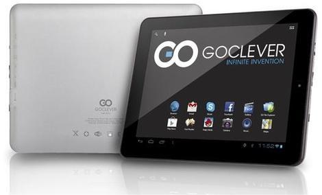 GOCLEVER TAB R973 – tablet dla wymagających