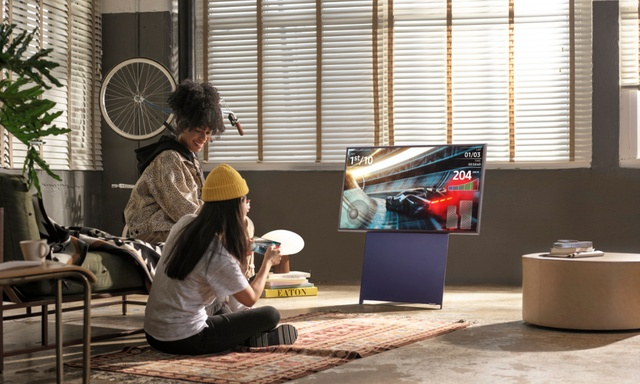 Designerskie telewizory Samsung The Sero, The Frame i The Serif w Polsce