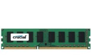 Crucial DDR3 4GB/1600 CL11 256*8 Low Voltage
