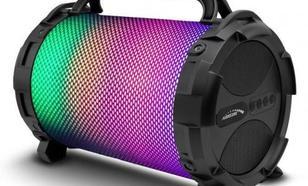 Audiocore bazooka, bluetooth, FM, karta microSD AC885 LED, 2500mAh
