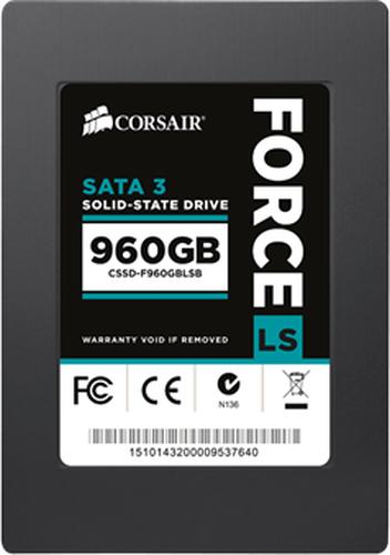 Corsair Force LS 960GB SATA3 (CSSD-F960GBLSB)