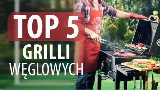 ranking najlepszych grilli do ogrodu