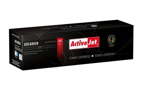 ActiveJet ATO-B491N czarny toner do drukarki laserowej OKI (zamiennik 44917602) Supreme