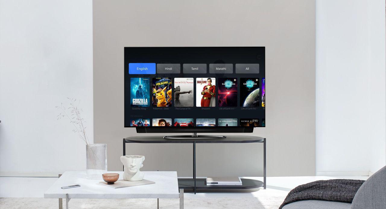 One Plus TV ma 55 cali i oferuje 4K oraz cienkie ramki