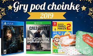 Gry pod choinkę - Najlepsze prezenty dla posiadaczy konsol i PC