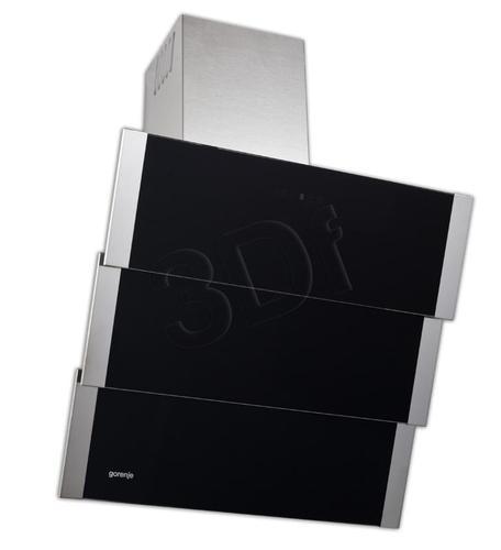 GORENJE DVG 600 ZB (Czarny/ wydajność 800m)