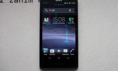 Sony Xperia T LT30p -  [RECENZJA]
