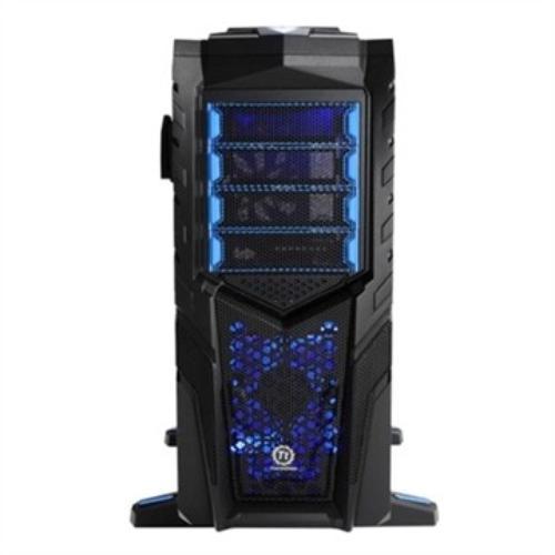 Thermaltake Chaser MK-1 USB 3.0 Window HDD Dock (140mm 2x200mm, LED), czarna