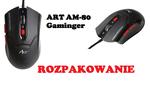 ART AM-80 Gaminger - rozpakowujemy kolejną tanią myszkę