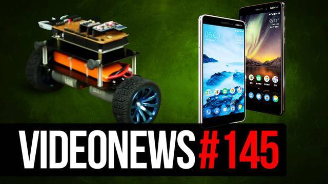 Nowe iPhone, MWC 2018, Nowe PokemonGO - VideoNews #145