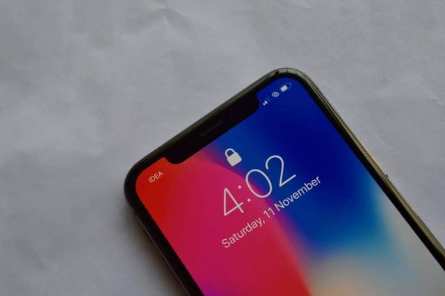 Blokada iPhone'a X