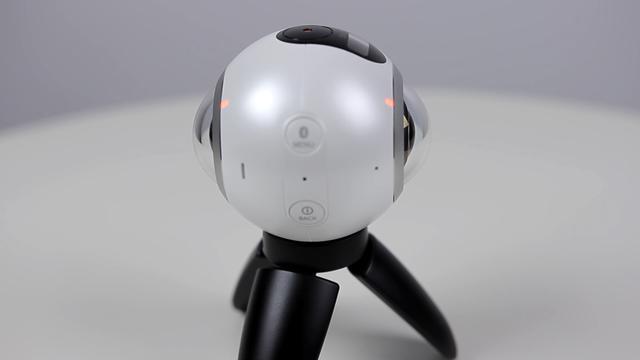 Samsung Gear 360 test kamery 360 stopni