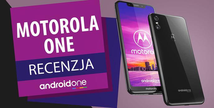 Test i recenzja Motorola One - Średni czysty Android