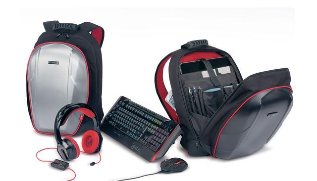 Genius GX-Gaming GB-1581 - niekonwencjonalny plecak dla miłośników elektroniki