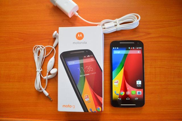 Moto G 2nd Generation