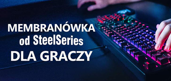 Membranówka na Medal - Test SteelSeries Apex 150