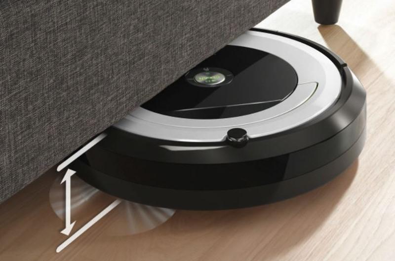Roomba 695 jest niska