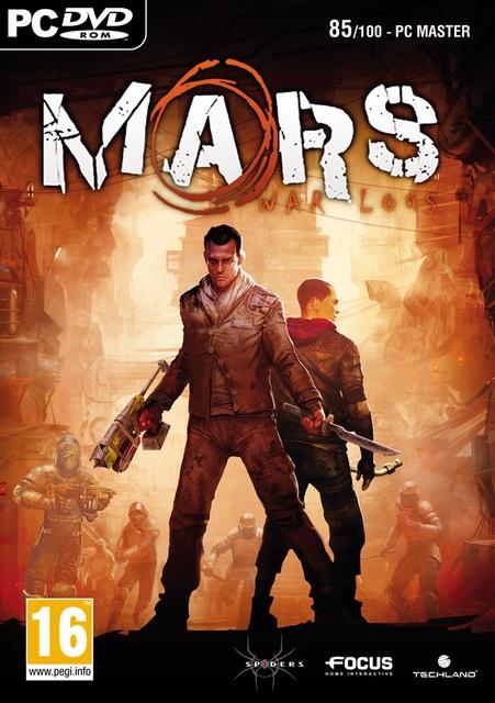 Do sprzedaży trafiły gry Magrunner: Dark Pulse oraz Mars War Logs
