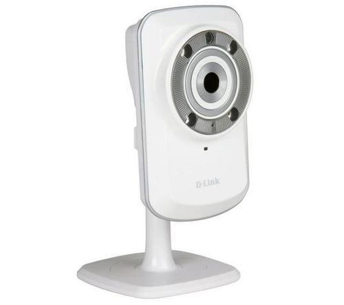 D-Link DCS-932L kamera IP WiFi N 1/5 CMOS F2.8