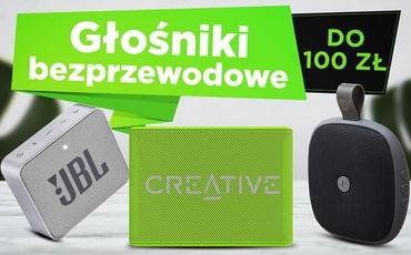 Jaki głośnik bezprzewodowy do 100 zł? | TOP 5 |