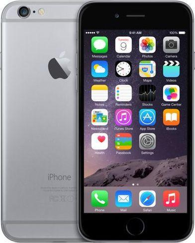 Apple iPhone 6s 64GB Space Grey REFURBISHED (MKQN2B/A-RFB)