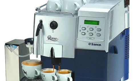 SAECO Royal Professional - ceniony ekspres do kawy