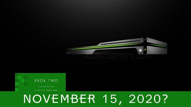Nowy Xbox Two