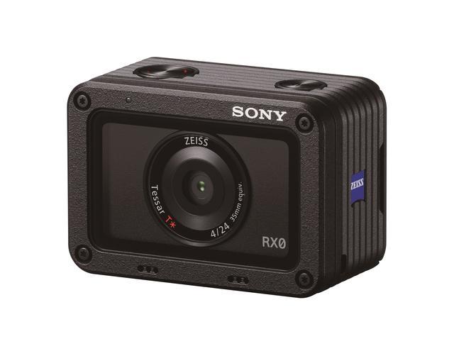 zaawansowany technologicznie aparat fotograficzny