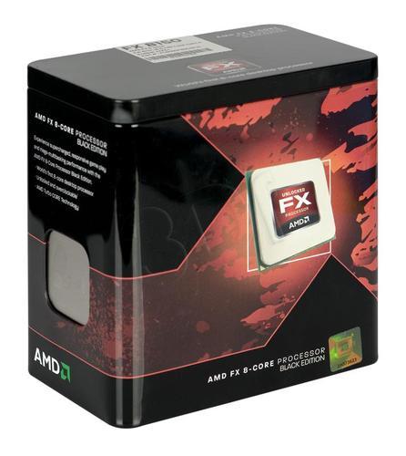AMD X8 FX-8150 3.6GHz BOX(AM3+)(125W,16MB)