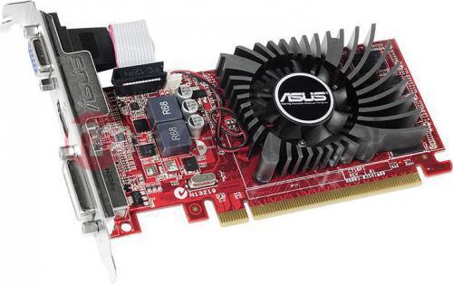 Asus Radeon R7 240 2GB DDR3 (128 bit) HDMI, DVI, D-Sub (R7240-2GD3-L)