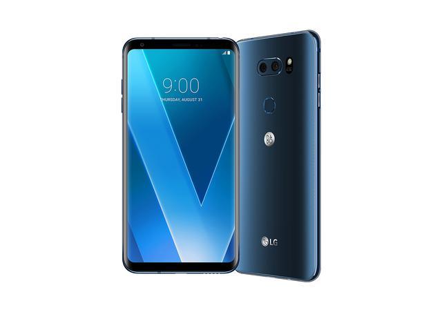 LG V30 przód