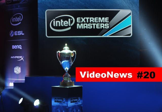 VideoNews #20 - Galaxy S5 w ogniu, z grania można żyć (podsumowanie IEM)