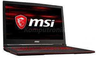 MSI GL73 8SD-233XPL - 960GB SSD | 32GB