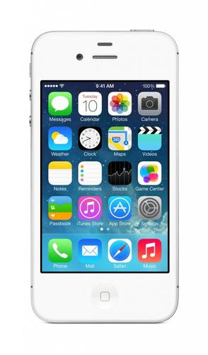 Apple IPHONE 4S WHITE 8GB GSM -LPO MF266LP/A