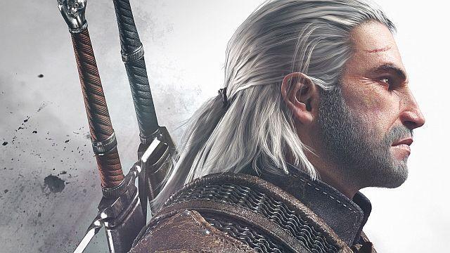 wiedzmin Geralt w Grach