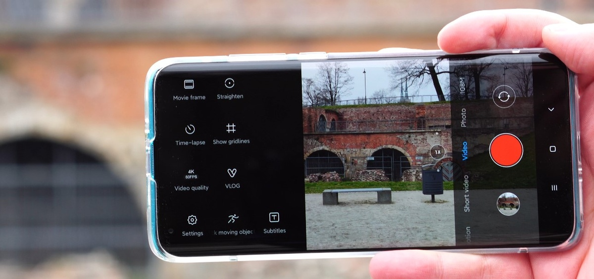Pomimo mnogości opcji, jakość video na Xiaomi Mi 10 jest nadal gorsza od konkurencji