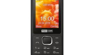 Maxcom Classic MM142 (czarny)