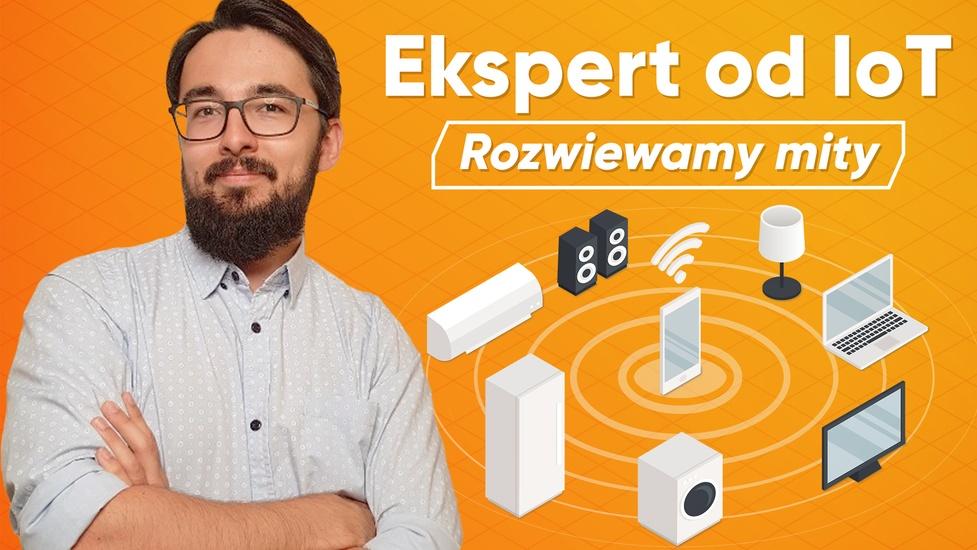 Wywiad z Marcinem Sikorskim - Ekspert o Internecie Rzeczy