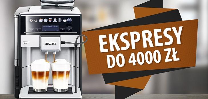 Jaki ekspres automatyczny do kawy do 4000 zł? | TOP 7 |