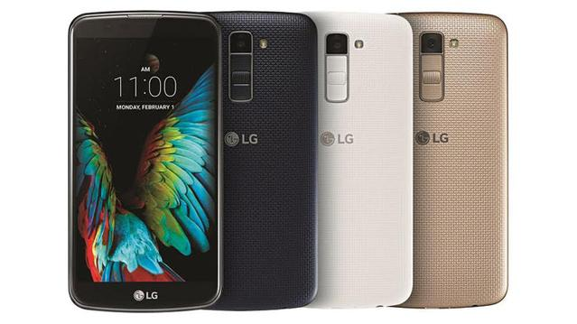 LG K10 dostępne kolory