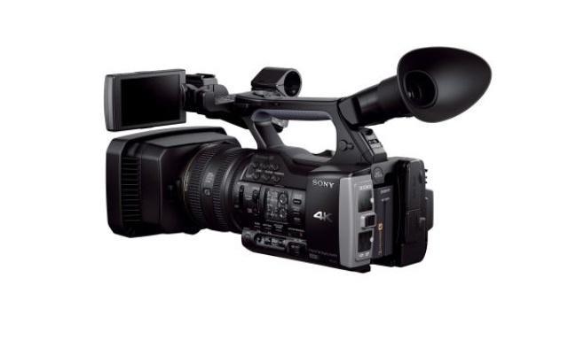 Sony FDR-AX1 - Przykładowy Materiał Kamery 4K