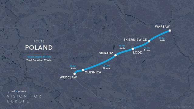 Hyperloop Poland
